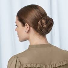 different hair buns laurence ourac gorgeous hair buns