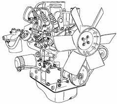 perkins 100 series diesel engines factory service u0026 shop manual