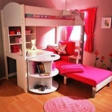 Make Loft Bed With Desk by Girls White Loft Bed With Desk Foter