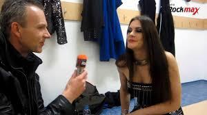 floor jansen revamp interview at winter masters of rock 2013