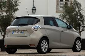 renault zoe 2018 renault zoe won u0027t be imported without government support sub