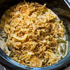cooker green bean casserole spicy southern kitchen