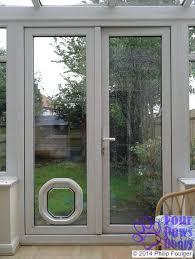 Cat Flap Patio Door Patio Door With Door For Pet Doors 64 Sliding Door