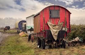 where do the gypsies originally come from