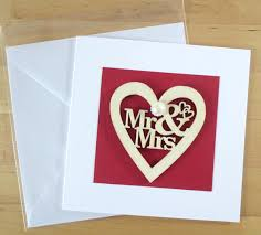 Wedding Day Cards From Groom To Bride Elegant Mr U0026 Mrs Card Wedding Card Groom To Bride Bride To