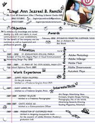 Examples Of Graphic Design Resumes by Graphic Designer Resume Tips And Examples Photography Graphic