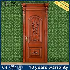 solid teak main wooden door design in bangladesh buy wood door