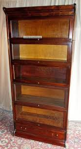 Vintage Bookcase With Glass Doors Image For Antique Bookcases With Glass Doors Wooden Bookshelves