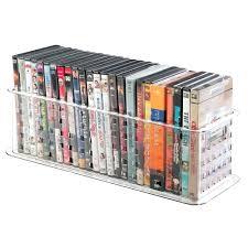 storage bins decorative media storage boxes plastic containers