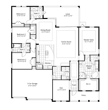 Florida Home Floor Plans Floor Plans Turnbury Preserve Homes In Naples Florida