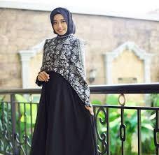 model baju model baju batik gamis kondangan fashion remaja 2018