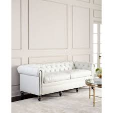 Cleaning White Leather Sofa by How To Clean White Leather Sofa At Home Slimsectionalsofas Com