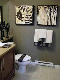 small bathroom decorating ideas silver leaf beveled rectangle