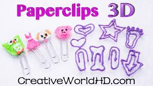 27 best 3doodler creations by diy paperclips bookmark back to 3d printing pen creations