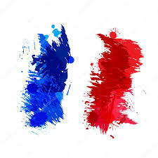 Frebch Flag French Flag Stock Vectors Royalty Free French Flag Illustrations