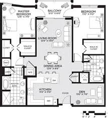floor plans the enclave condominiums in the city of fairfax