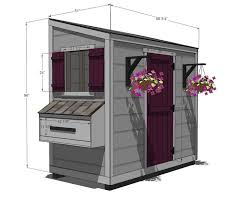 How To Build A Small Storage Shed by Best 25 Chicken Coop Plans Ideas On Pinterest Diy Chicken Coop