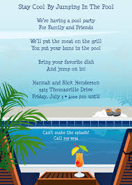 super bowl party invitation template impressions in print all posts tagged u0027pool party u0027