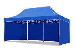 gazebo heavy duty portable gazebo tent canopy tent 10 x 20 ft 3 x 6 m heavy