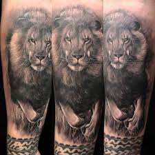 tattoo sleeve london 110 wild lion tattoos that will make you feel like a king