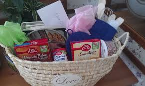 bridal shower gift baskets wedding shower gift basket thumper knows best stuff