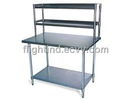 stainless steel table with shelves stainless steel table with top stand shelf purchasing souring agent