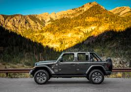 jeep boss mike manley confirms the jeep wrangler jl to go hybrid in 2020 news top speed