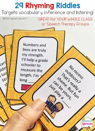 speech sprouts best back to school speech therapy activities