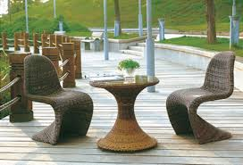 Wicker Style Outdoor Furniture by Cute Style Outdoor Wicker Coffee Set Cute Style Outdoor Wicker