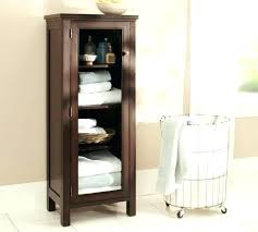 Bathroom Floor Storage Cabinet Standing Storage Cabinet Free Standing Bathroom Storage Cabinets