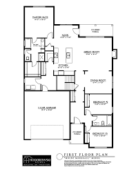kitchen floor plans with island and walk in pantry single family judith ann realty inc