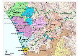 california map carlsbad my watershed in the carlsbad hydrologic unit