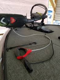 just added to my z 7 trolling motor upgrade