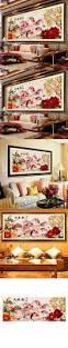 daxin diy 5d nine fish auspicious home decor embroidery kit round