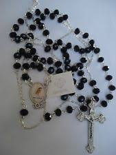 franciscan crown rosary 7 decade rosary ebay