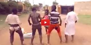 African Children Dancing Meme - african kid starts to dance in the street what happened next was