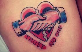 broken heart tattoos designs ideas and meaning tattoos for you