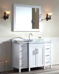 vanities sink contemporary bathroom vanity set fresca
