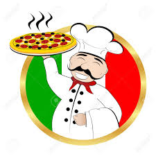 chef pizza pizza chef royalty free cliparts vectors and stock illustration
