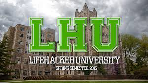 lifehacker best black friday deals sites plan your free online education at lifehacker u spring semester