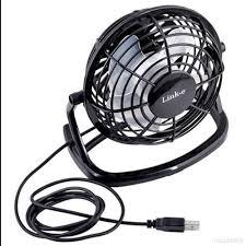 pc bureau silencieux e mini ventilateur usb de bureau silencieux orientable