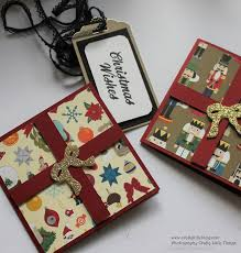 crafty little blog easy batch christmas card 7 plus envelope making