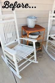 Rocking Chairs Like Cracker Barrel by 4 Steps To Creating A Cozy Outdoor Space