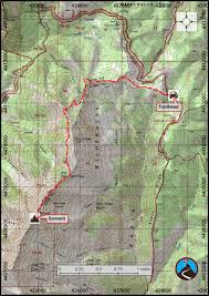Utah Weather Map by Hiking Mount Nebo Utah County Highpoint Road Trip Ryan