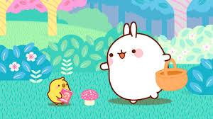 Cartoon Armchair Molang The Armchair Cartoon For Kids Videos For Kids