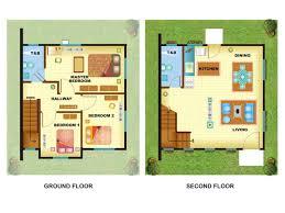two storey residential floor plan amusing two storey residential house floor plan gallery best