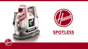can i use carpet cleaner on upholstery hoover spotless portable carpet upholstery cleaner how to use