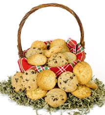 cookie basket delivery fresh baked cookies local delivery only al s florist