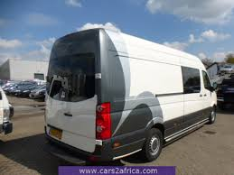 volkswagen crafter back cars2africa