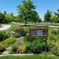 Botanical Gardens Highland Park Demonstration Garden At Highlands Grange Park 19 Photos